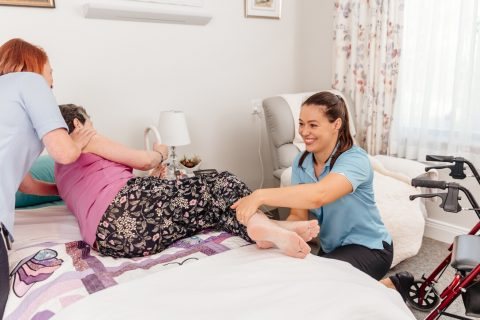 Residential Aged Care Services